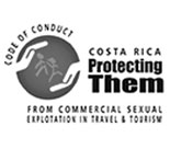 Code of Conduct. Costa Rica Protecting Them from Commercial Sexual Explotation in Travel & Tourism.